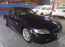 Bmw Z4 Convertible Roof 2.5i Model 2006 Gcc Fully Options