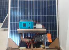 طاقة شمسيه خلايا شمسية