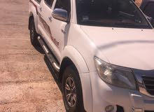 Toyota Hilux car for sale 2012 in Irbid city