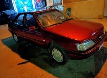 Peugeot 405 1990 - Manual