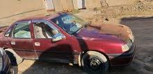 سياره اوبل فكترا موديل 1992 رقم بابل تحويل ثاني يوم وحداديه  100% وتايرات جدد ول