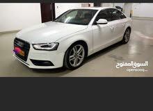 Gasoline Fuel/Power   Audi A4 2014