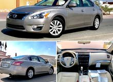Nissan Altima made in 2013 for sale