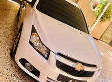 Chevrolet Cruze 2012 For sale - White color