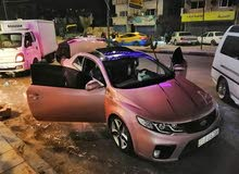 Automatic Pink Kia 2010 for sale