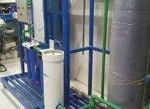 محطة تنقيه المياه متكامله جديد عرض خاص لافتره محدوده