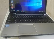 Slim / Lightweight Lovely Tosiba Core i7 BigScreen Laptop ,8GB RAM,4GB Graphic Dedicated