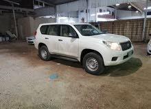 0 km mileage Toyota Prado for sale