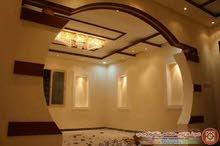 ابو محمد لدهانات الداخليه والخارجيه وورق الجدران عوازل ابكسي بورفايل رشات