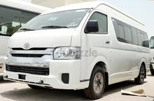 15 seater haice high roof bus for rent