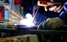 مطلوب لحام I need welding.