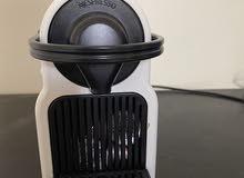 مكينة كوفي nespresso مستخدمة مرة واحدة