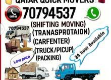 shifting moving service Carpenter service transport call,,