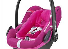 Maxi Cosi Pebble Plus Brand New pink carseat