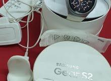 للبيع ساعه سامسونج   Gear S2 غيار اس 2 استخدام نظيف جدا...