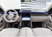 مطلوب مرسيدس S 450 S500 s550 2015 وفوق
