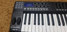 n-audio midi keyboard 49 kay