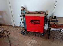 مكينة لحام تلوين اصليه استعمال بسيط شخصي لحام الالمونيوم والحديد .مع الغاز