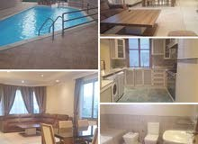 Salwa - Elegant Fully Furnished 3 BR with Maid room