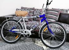 دراجه هوائيه مقاس 24