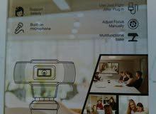Full HD web cam 1080p