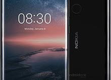 NOKIA 8 Sirocco , edge phone