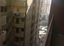 شقة نص تشطيب على طريق القاهرة الاسكندرية للبيع السريع