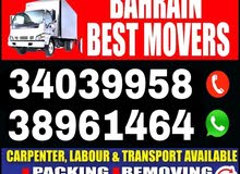 Cheap Service House Villa packer movers carpanter and Labour available