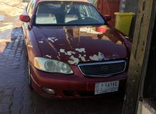 Mazda 626 2001 For sale - Red color