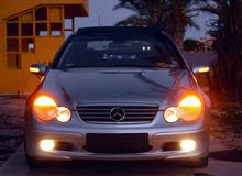 Mercedes Benz C 180 2005 For sale - Silver color