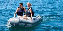 قارب منغير محرك للبيع جديد