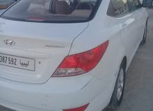 Manual White Hyundai 2012 for sale