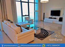SEA VIEW 2 BEDROOM'S Furnished Apartment For Rental in MAHOOZ