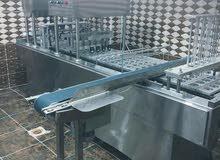 افضل ماكينات الكاسات على الاطلاق صناعه اردنيه وتركيب محطات