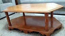 Center Coffee Table with 4 Side tables
