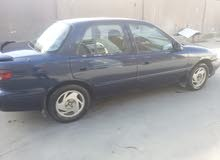 Blue Kia Sephia 1994 for sale