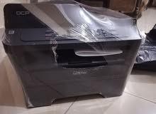 طابعة كمبيوتر 3in1 Brother 7065dn laser