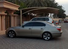 BMW 530 2008 For sale - Gold color