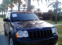 Jeep Grand Cherokee car for sale 2008 in Zliten city
