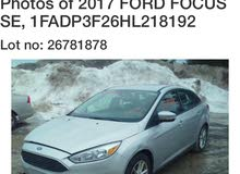 Gasoline Fuel/Power   Ford Focus 2017
