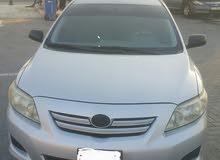 للبيع سيارة تويوتا كورولا خليجي موديل 2010