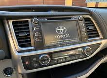 km mileage Toyota Highlander for sale