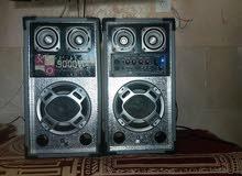 سماعات professional speaker system