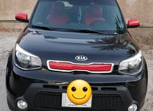 Gasoline Fuel/Power   Kia Soal 2014