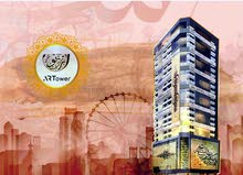 تملك شقتك غرفتين و صالة بنهدة الشارقة بقسط شهرى 6500 درهم