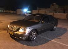 1 - 9,999 km mileage Lexus LS for sale