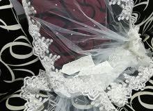 بدلة عروسة للبيع بسعر مناسب