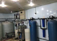 مصنع مياه كاسات
