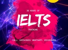 IELTS training in vibe education
