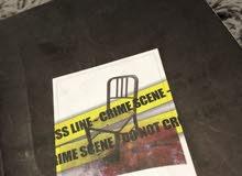 مسرح الجريمة (مجموعة قصصية واقعية)
